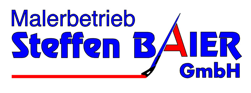 Logo Malerbetrieb Steffen Baier GmbH