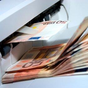 Geld wird gedruckt