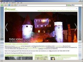 Screenshot www.tg-odenwald.de
