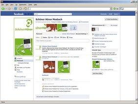 Facebook Fanpage Schöner Hören Mosbach