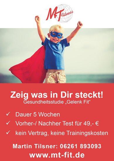 Werbeplakat Mosbach