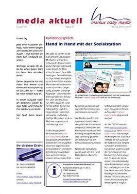 media aktuell 4-2010: Grundlagen der Suchmaschinenoptimierung