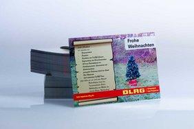 Weihnachtskarten der DLRG Bad Rappenau