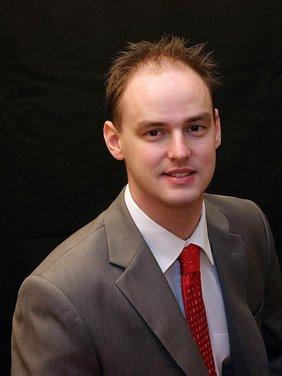 Portrait des Inhabers: Dipl.-Ing. (FH) Markus Slaby