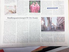 """Pressebericht zum Informationsabend """"Handel(n) für die Stadt"""""""