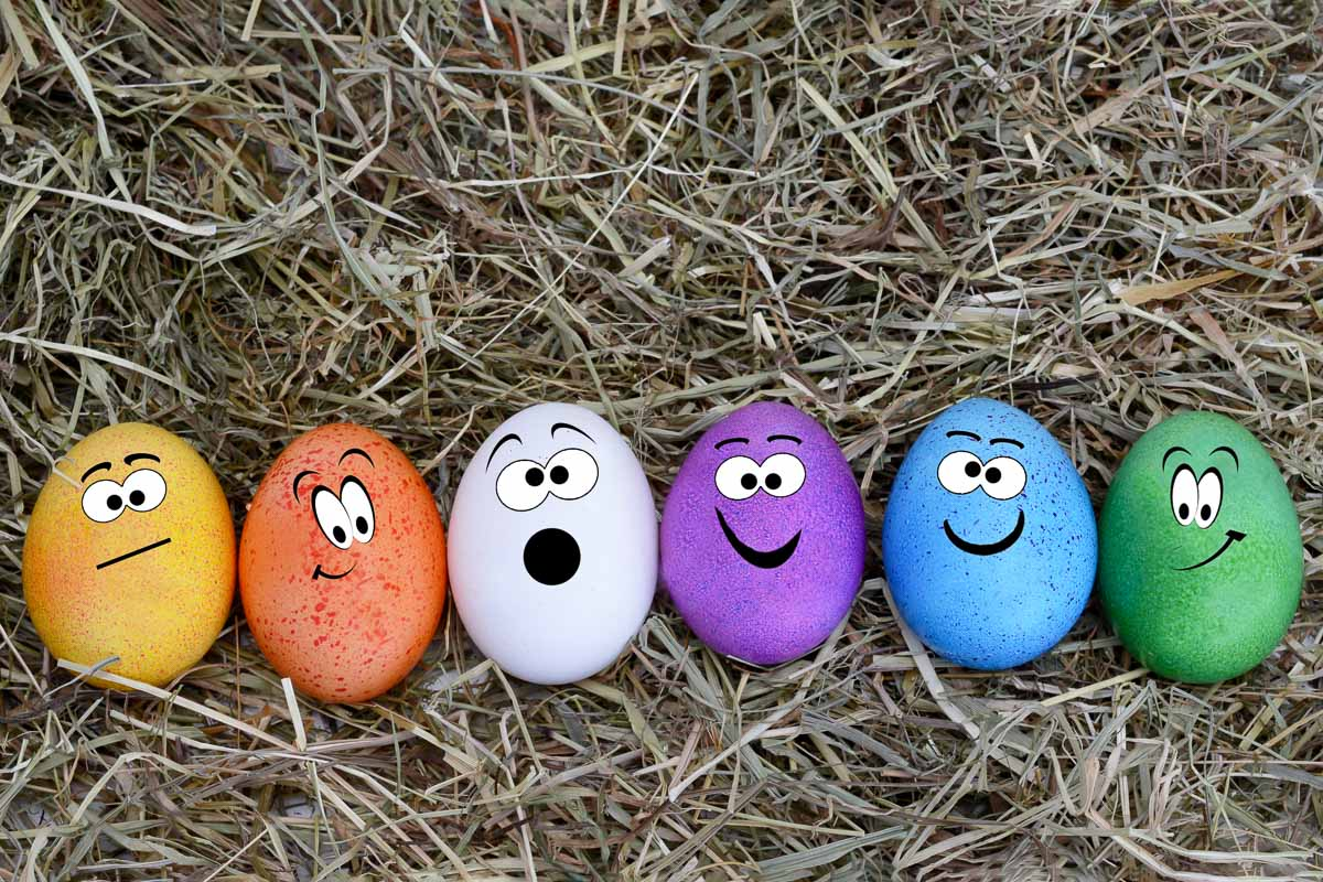 Werbeideen Ostern