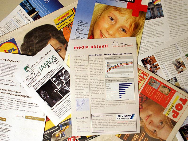 Kundenzeitschriften
