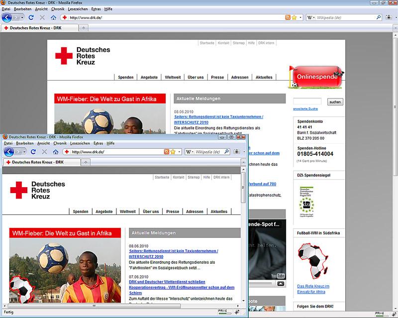 media aktuell 3-2010: Wie sieht denn meine Website aus?