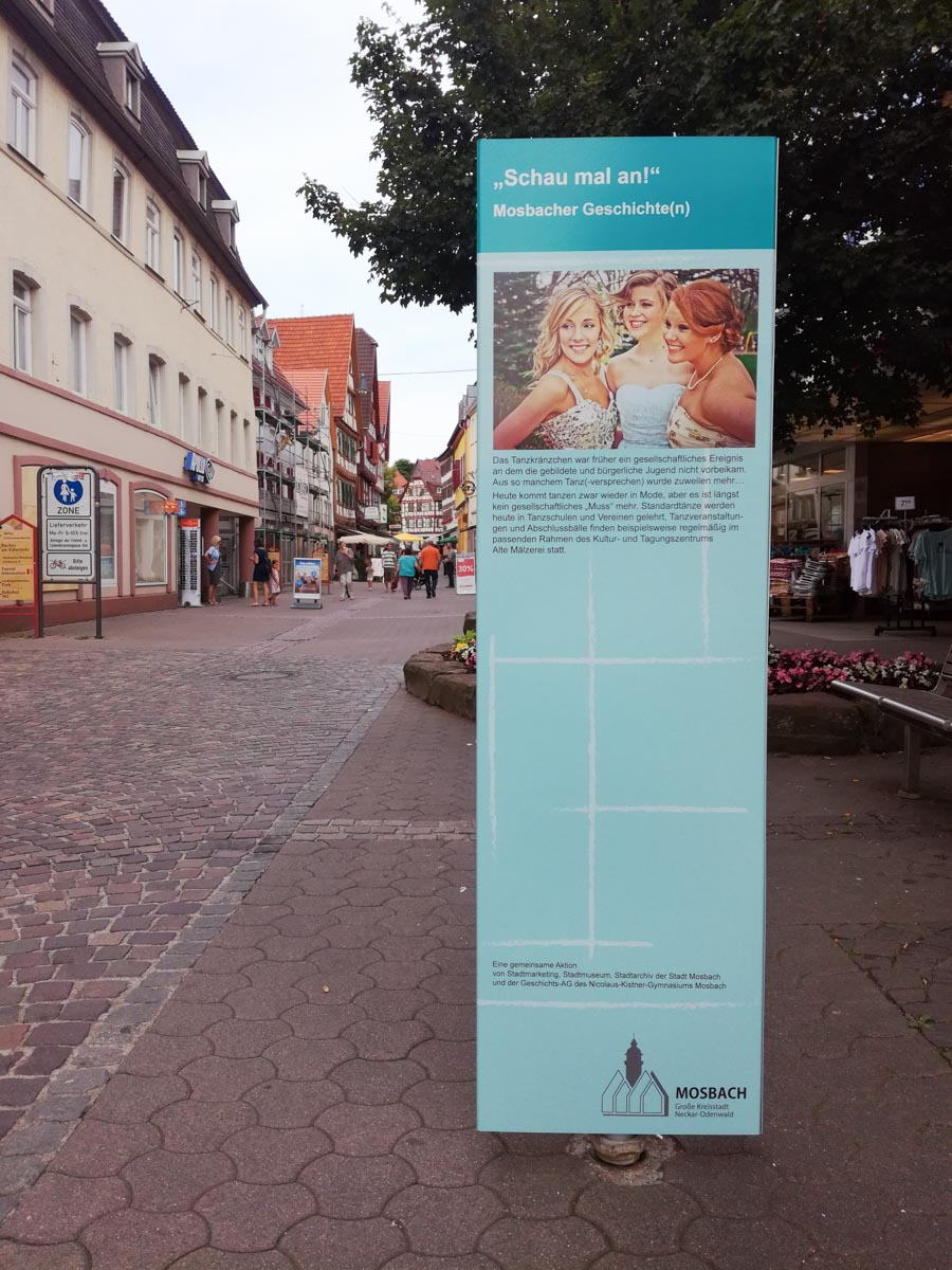 Stele Mosbacher Geschichte(n)