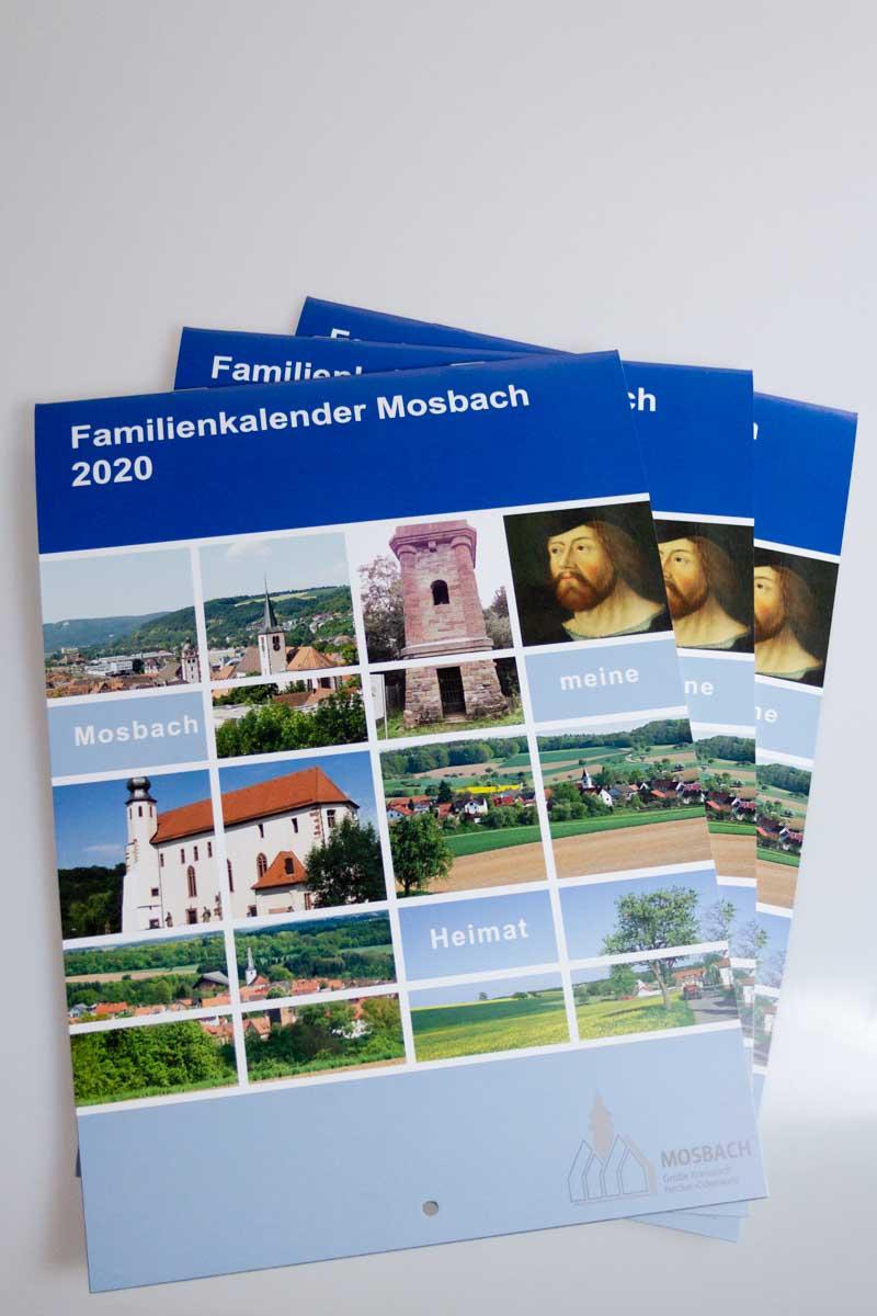 Familienkalender Stadt Mosbach